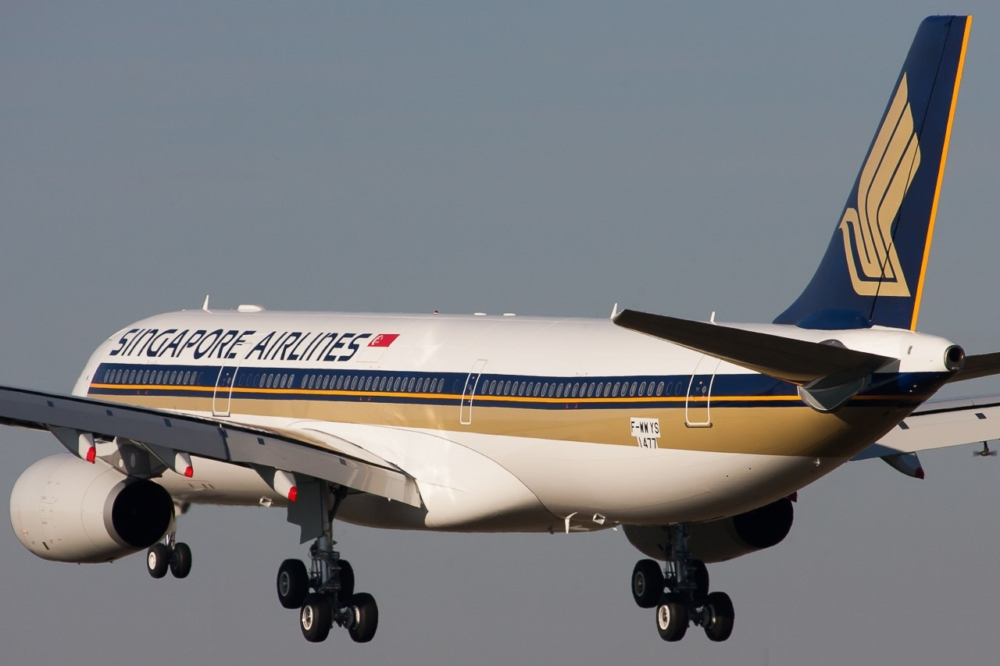 Singapore-Airlines-Airbus-A330-Freighter