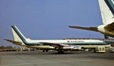 Eastern DC-8