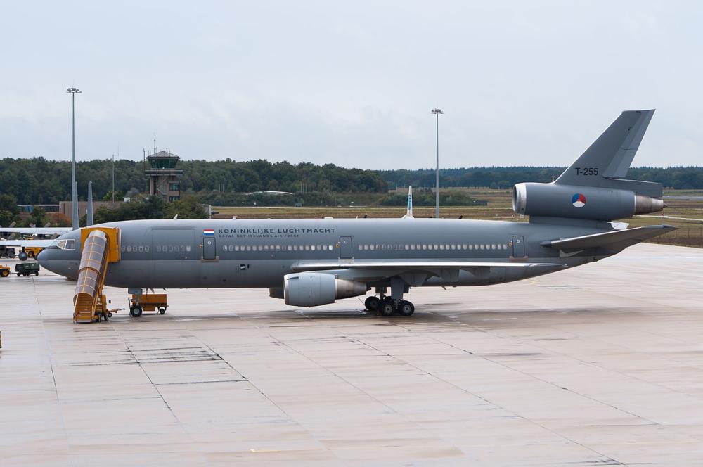 Dutch Air Force DC-10