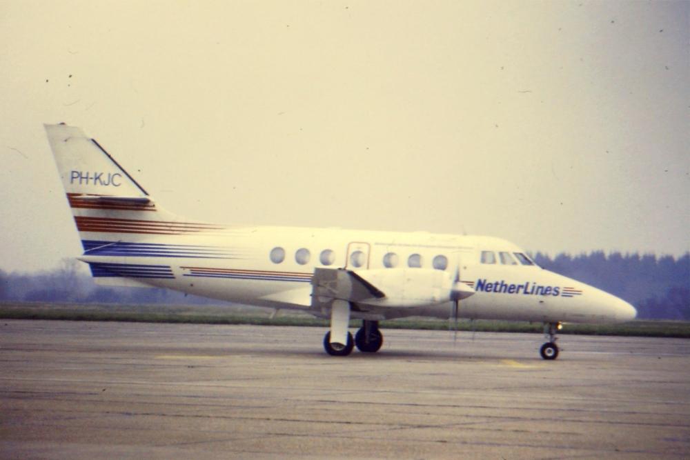 Netherlines Jetsteam 31