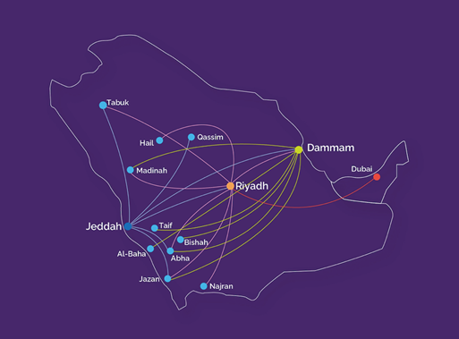 Saudi Arabia's flyadeal Celebrates Three Airbus A320neo Deliveries