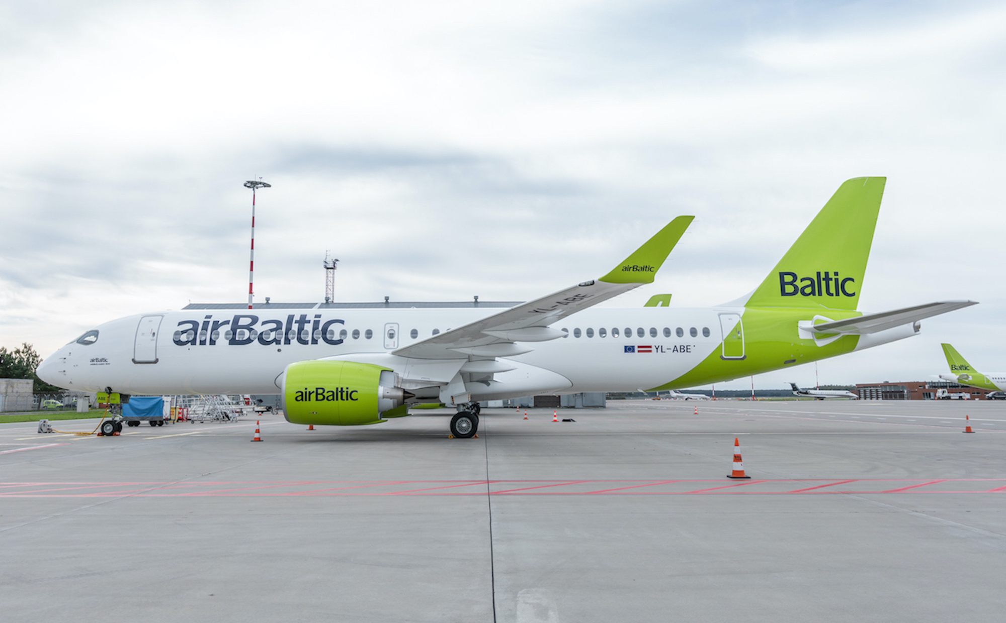 airBaltic, network, post-pandemic