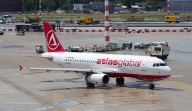 AtlasGlobal Airbus A320