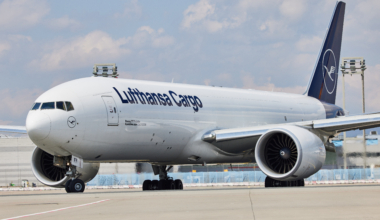 Lufthansa Cargo 777F