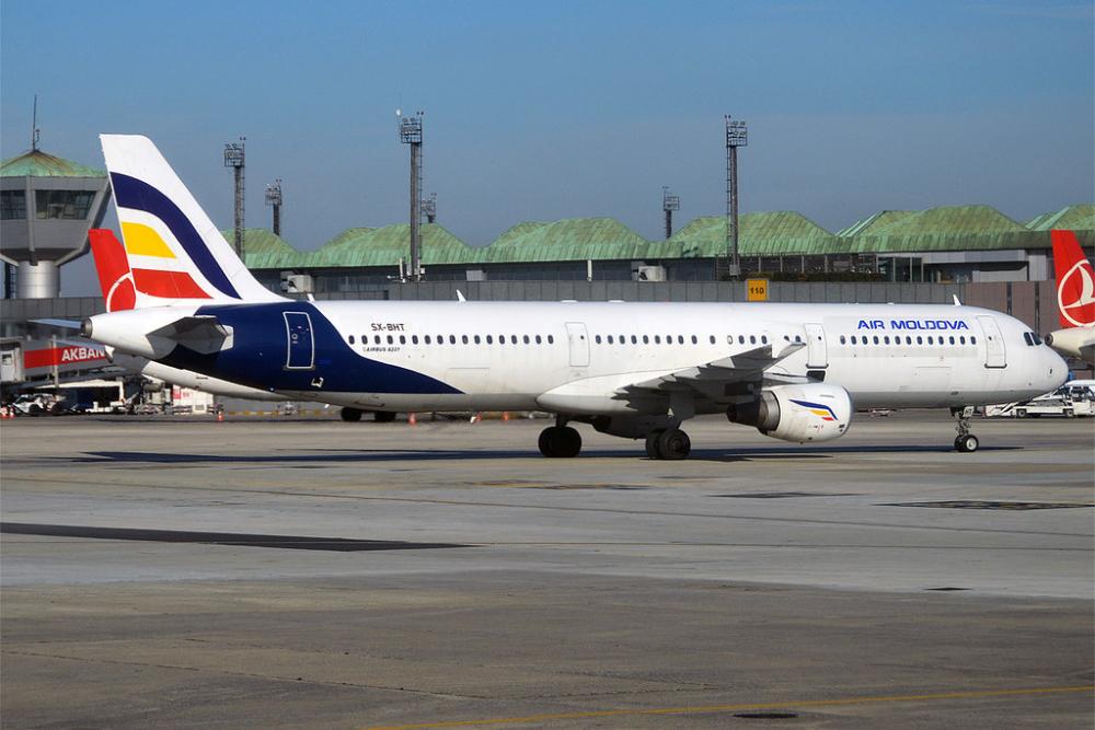 Air Moldova A321