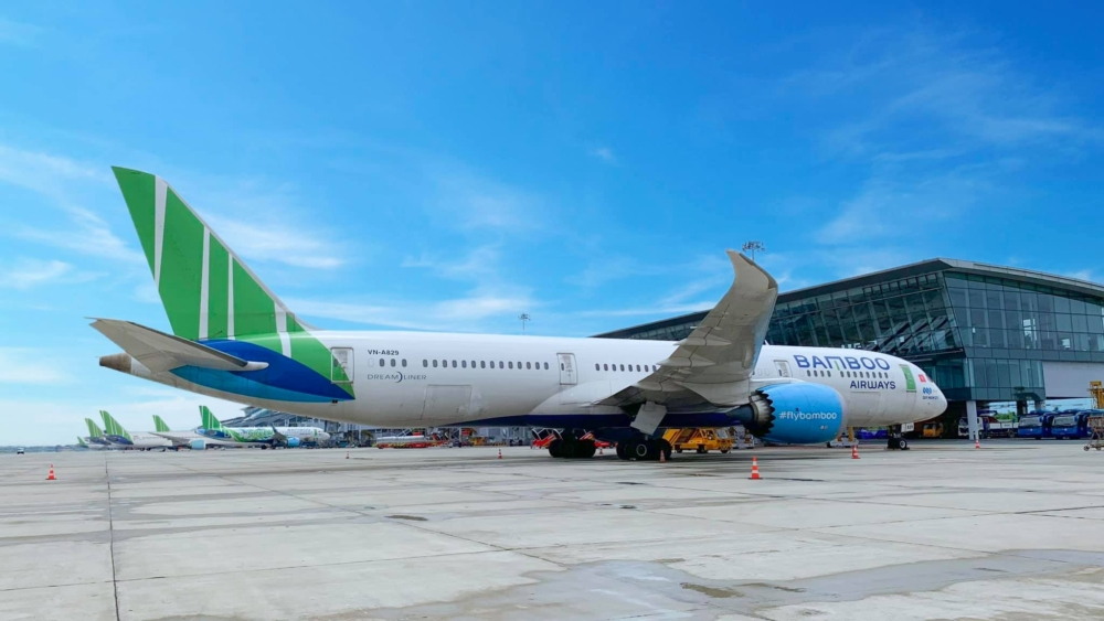 Bamboo Airways Gears Up To Launch US Flights This Month