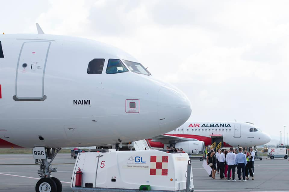 Air Albania Adds An Airbus A320 To Its Diverse Fleet