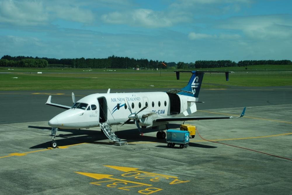 Air New Zealand Beechcraft 1900D