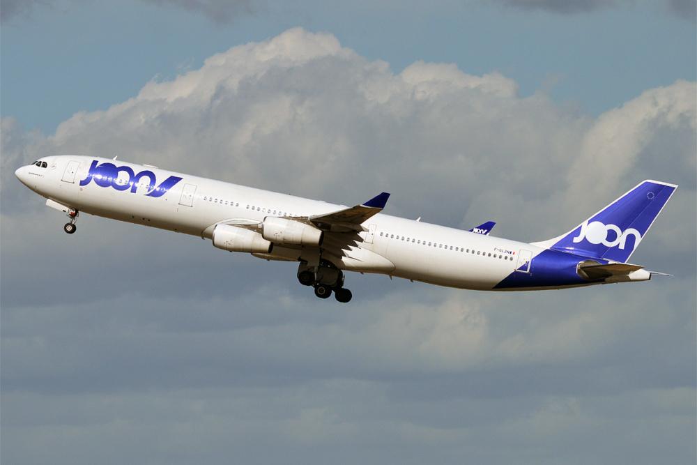 Joon Airbus A340