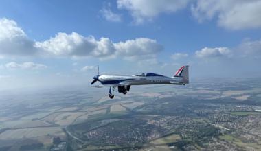 Rolls-Royce Spirit Aircraft