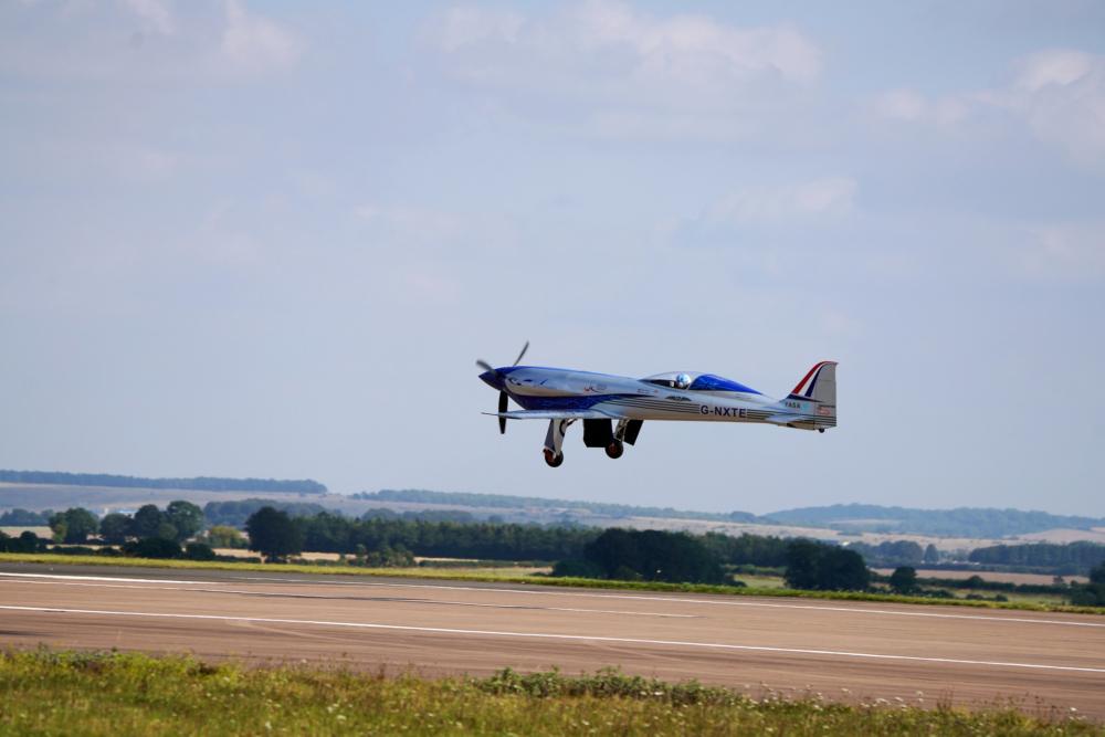 Rolls-Royce Spirit Plane
