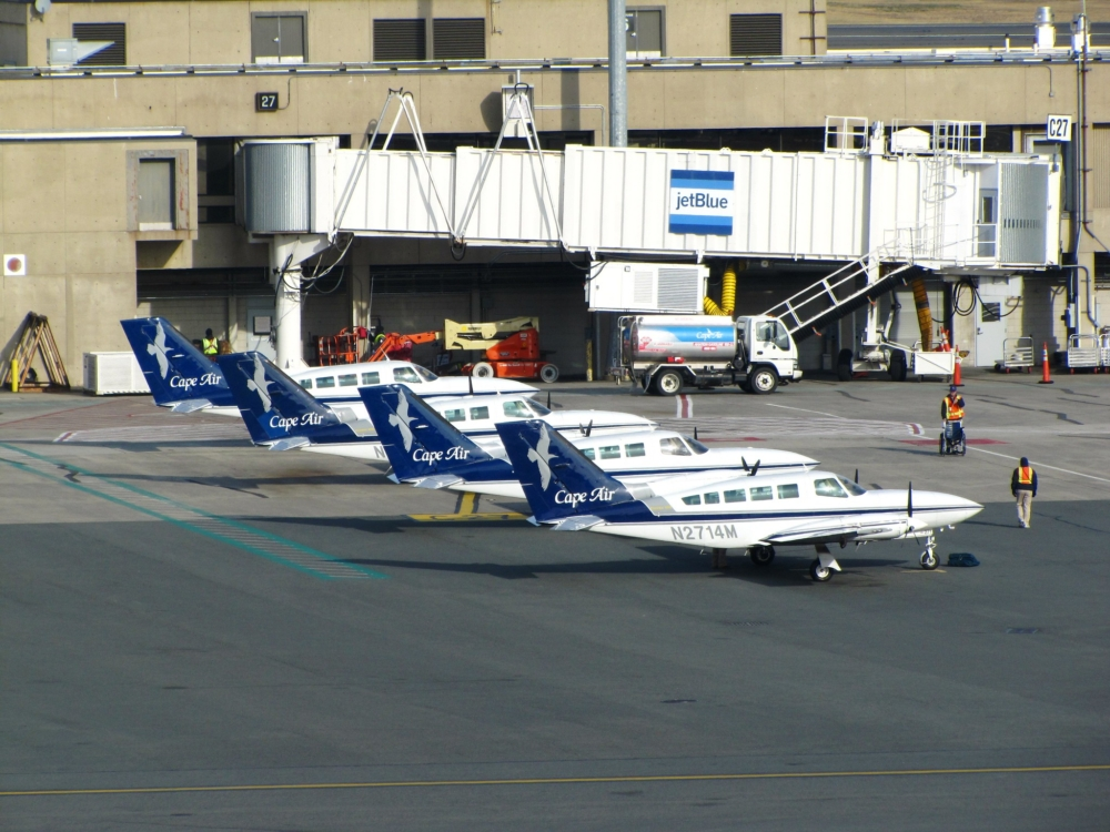 Cape Air Cessna 402s