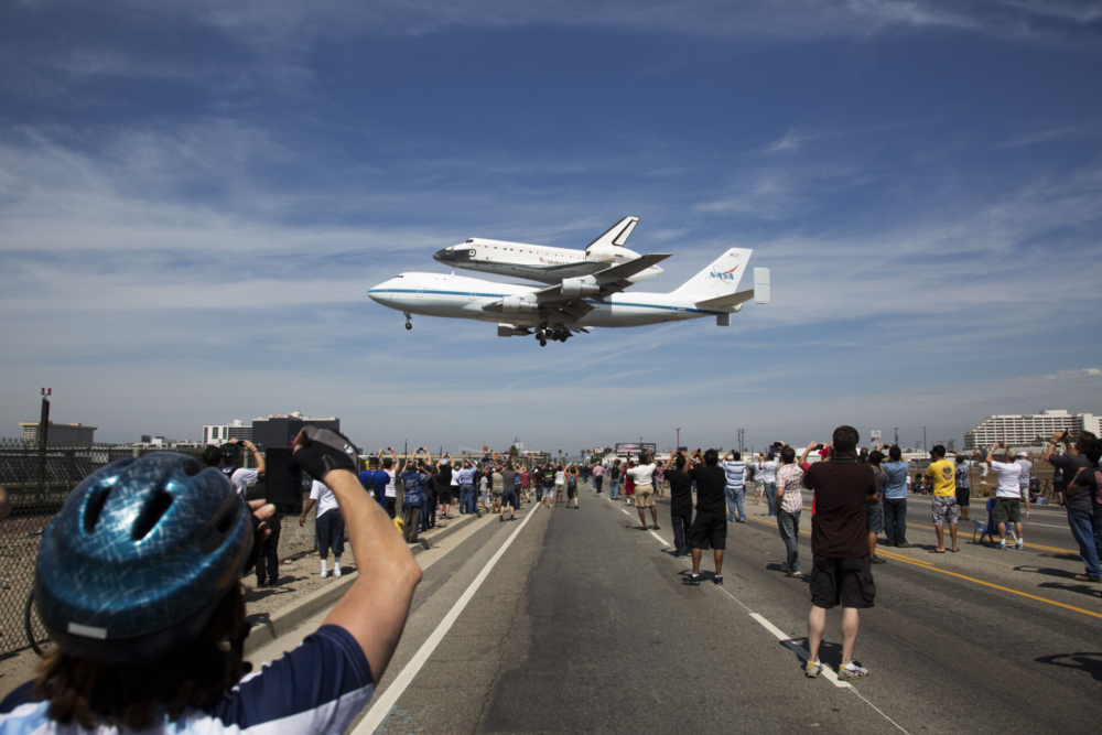9 Years Ago: The Space Shuttle Completed Its Last 747 Piggyback Flight