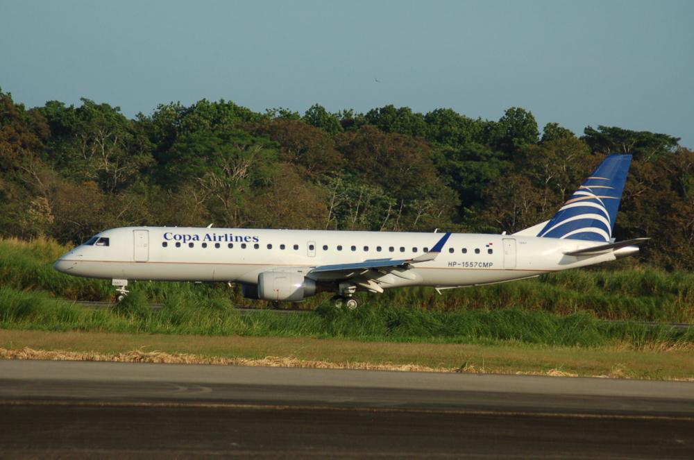Copa Embraer 190