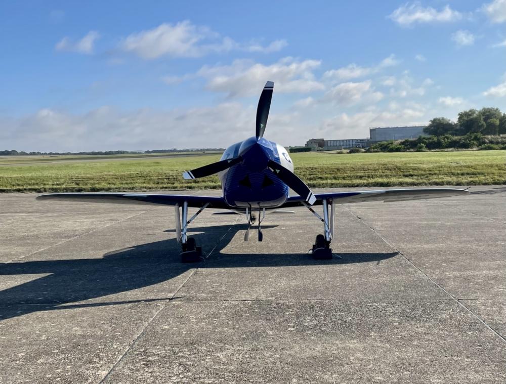 Rolls-Royce Spirit of Innovation Plane