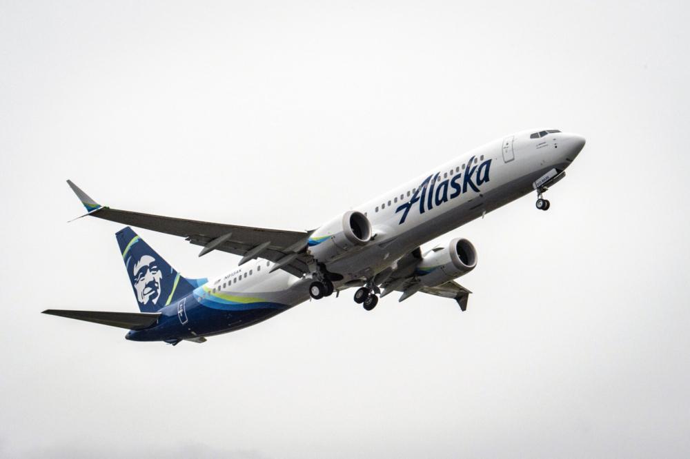 Alaska 737 MAX