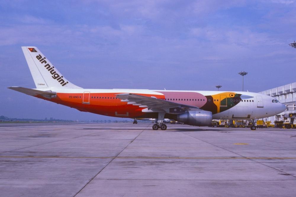 Air Niugini Airbus A300