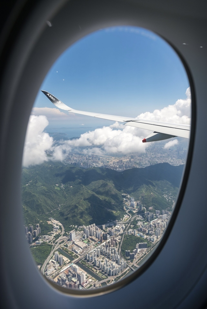 Airbus A350 Window