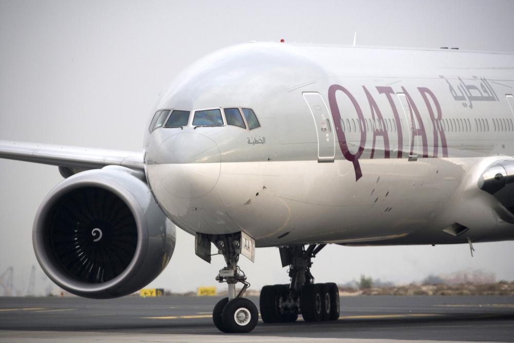 Qatar B777-300ER