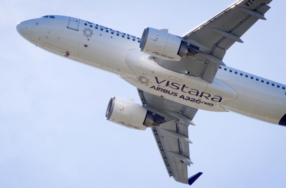 Vistara's CEO Moves To Senior Position At Singapore Airlines