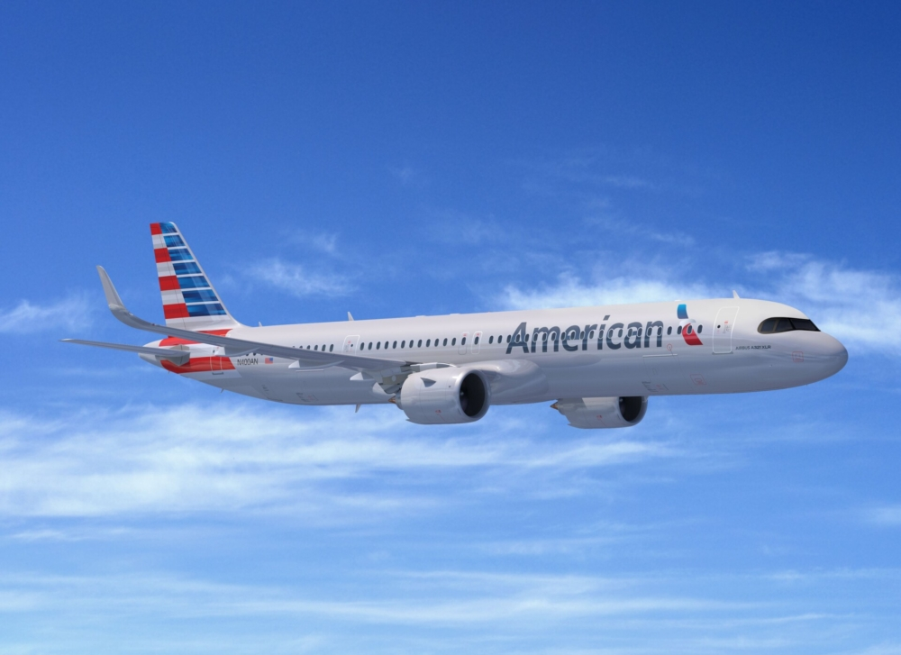AA A321XLR