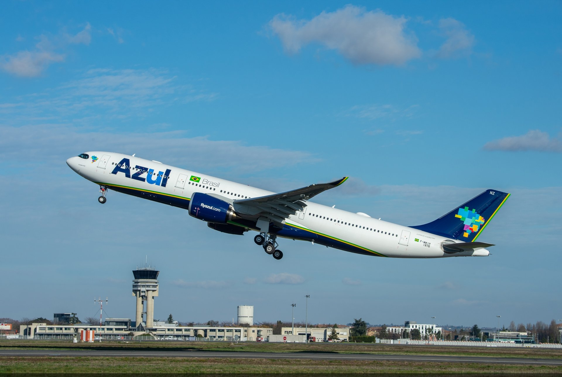 Azul Adds Airbus A330 Capacity To Portugal