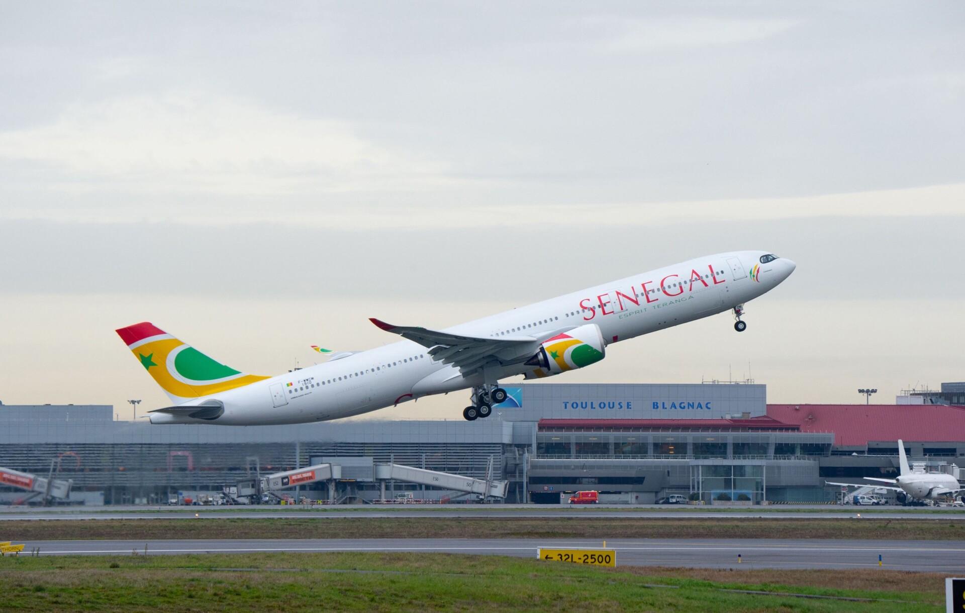 The Air Senegal Fleet In 2021