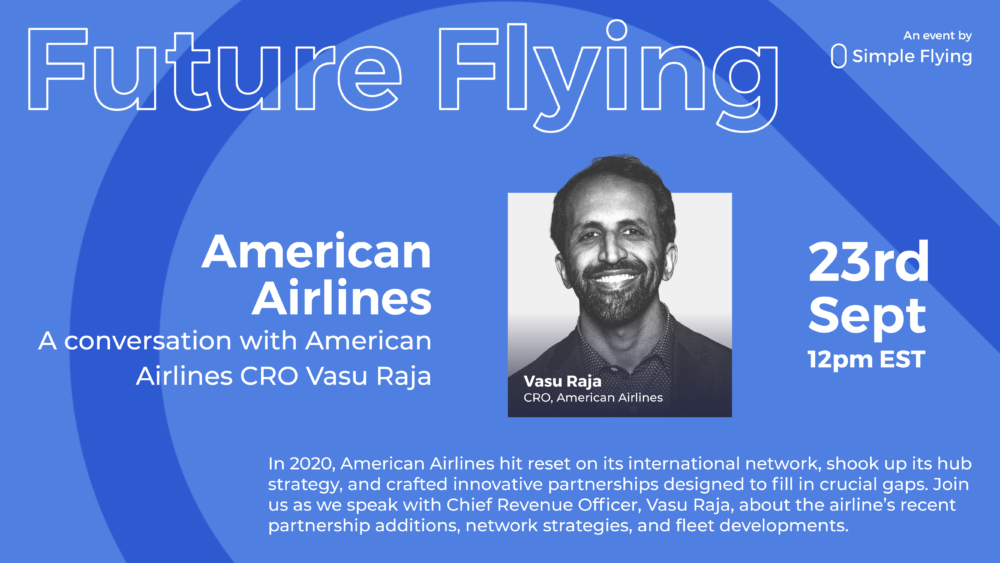 American Airlines Webinar Promo
