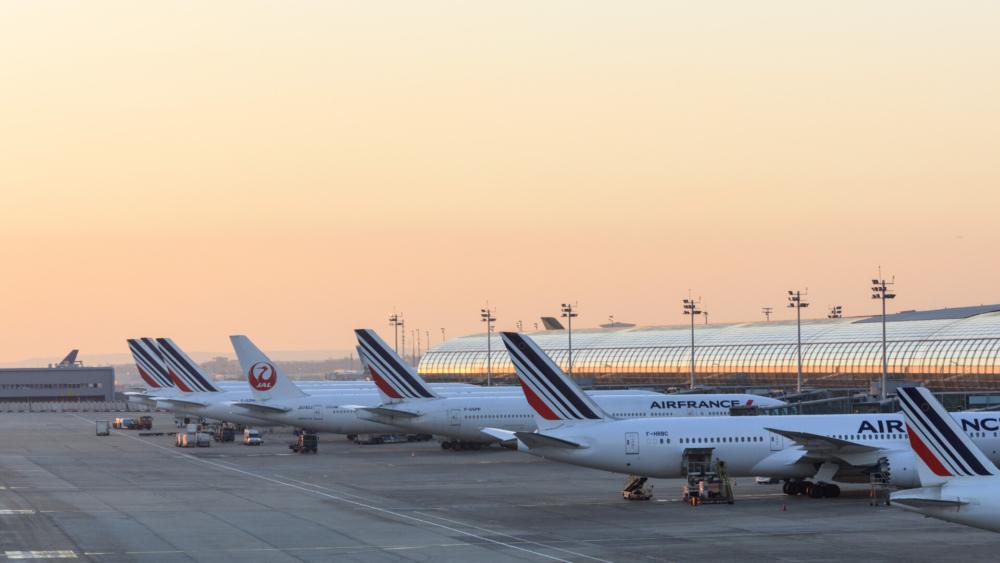 Un dysfonctionnement technique a affecté tous les vols au départ de l'aéroport de Paris aujourd'hui