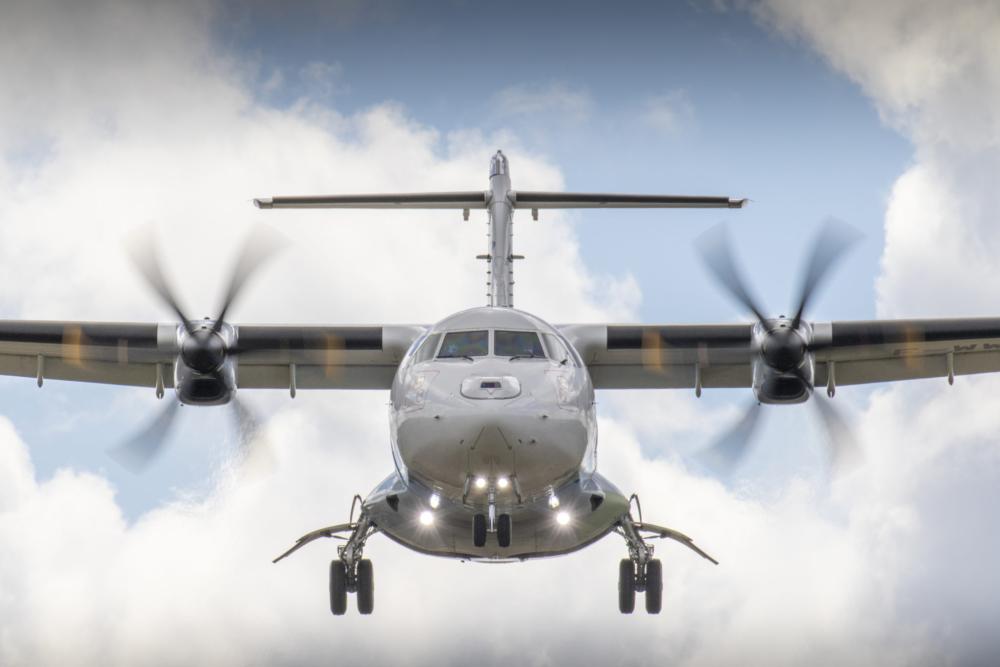 ATR turboprop