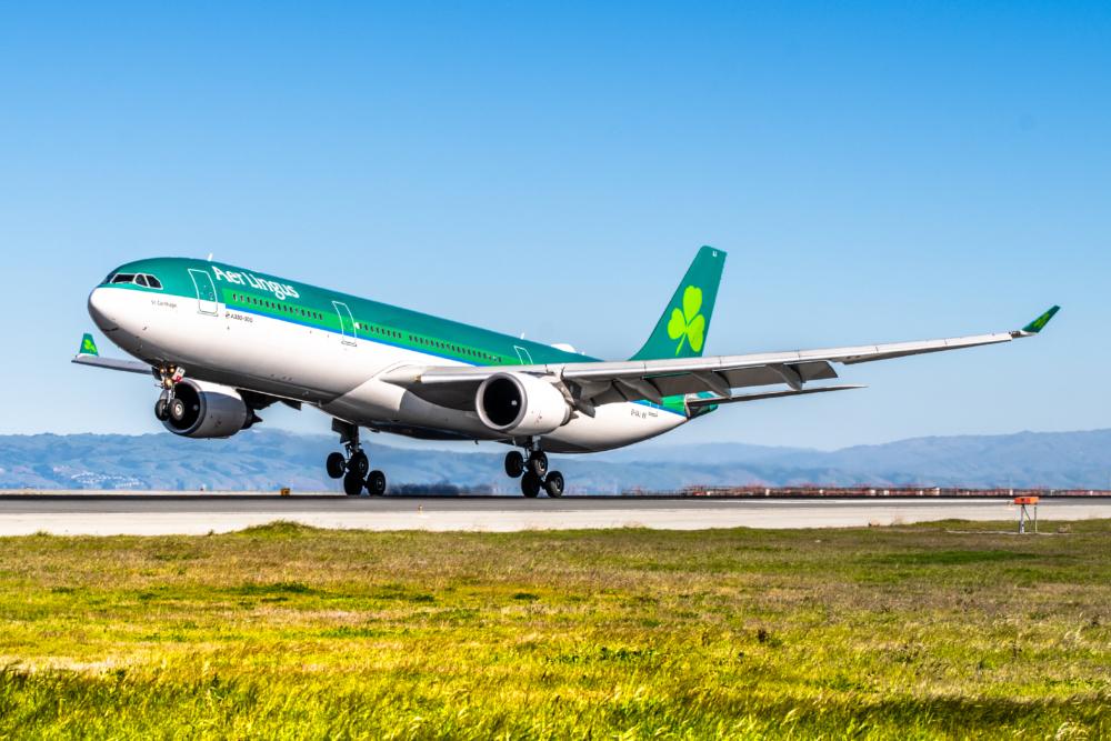 DOT Allows Aer Lingus UK To Be Part Of oneworld Transatlantic Joint Venture