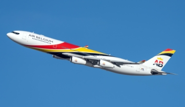 Air Belgium Airbus A340