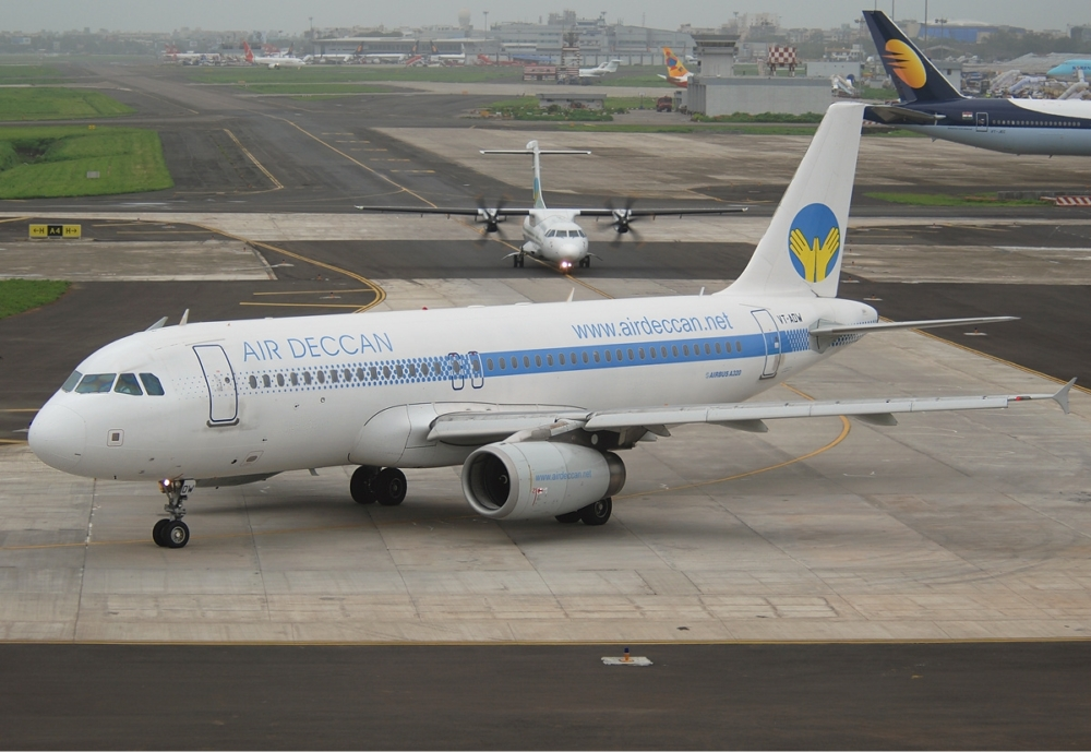 What Happened To India's Air Deccan?