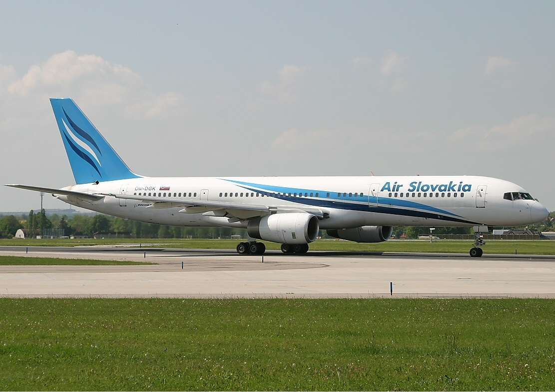 What Happened To Air Slovakia?