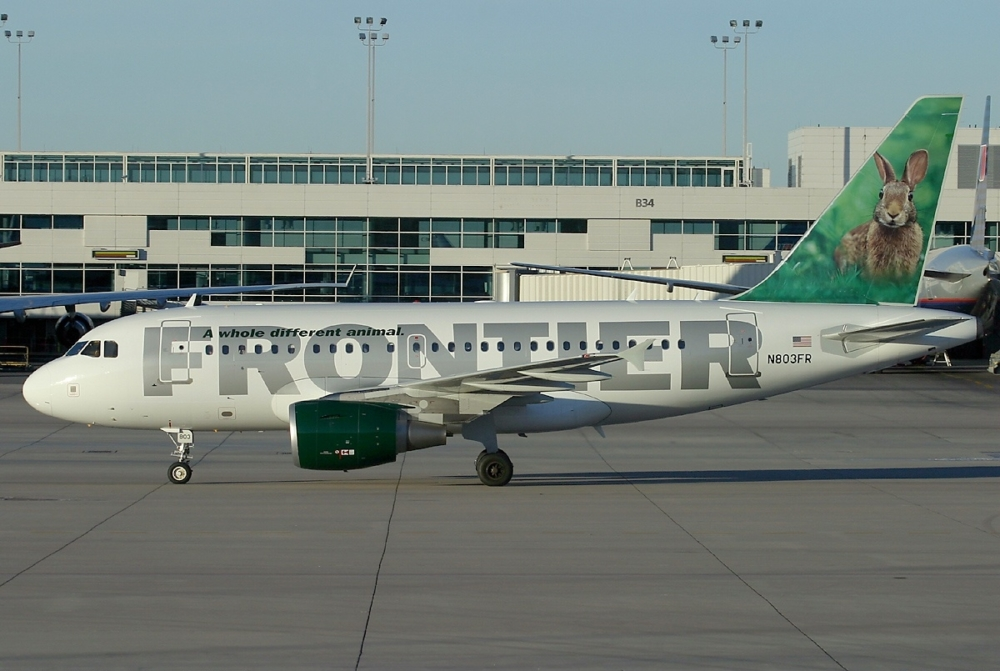 Frontier Airlines Retires Its Smallest Aircraft Type: The A319