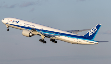 All Nippon Airways Boeing 777-381(ER) JA792A