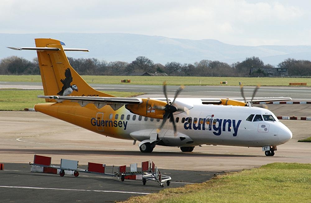 Aurigny Air ATR 82