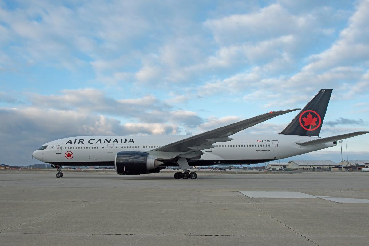 Air Canada Reportedly Eyeing December Australia Return
