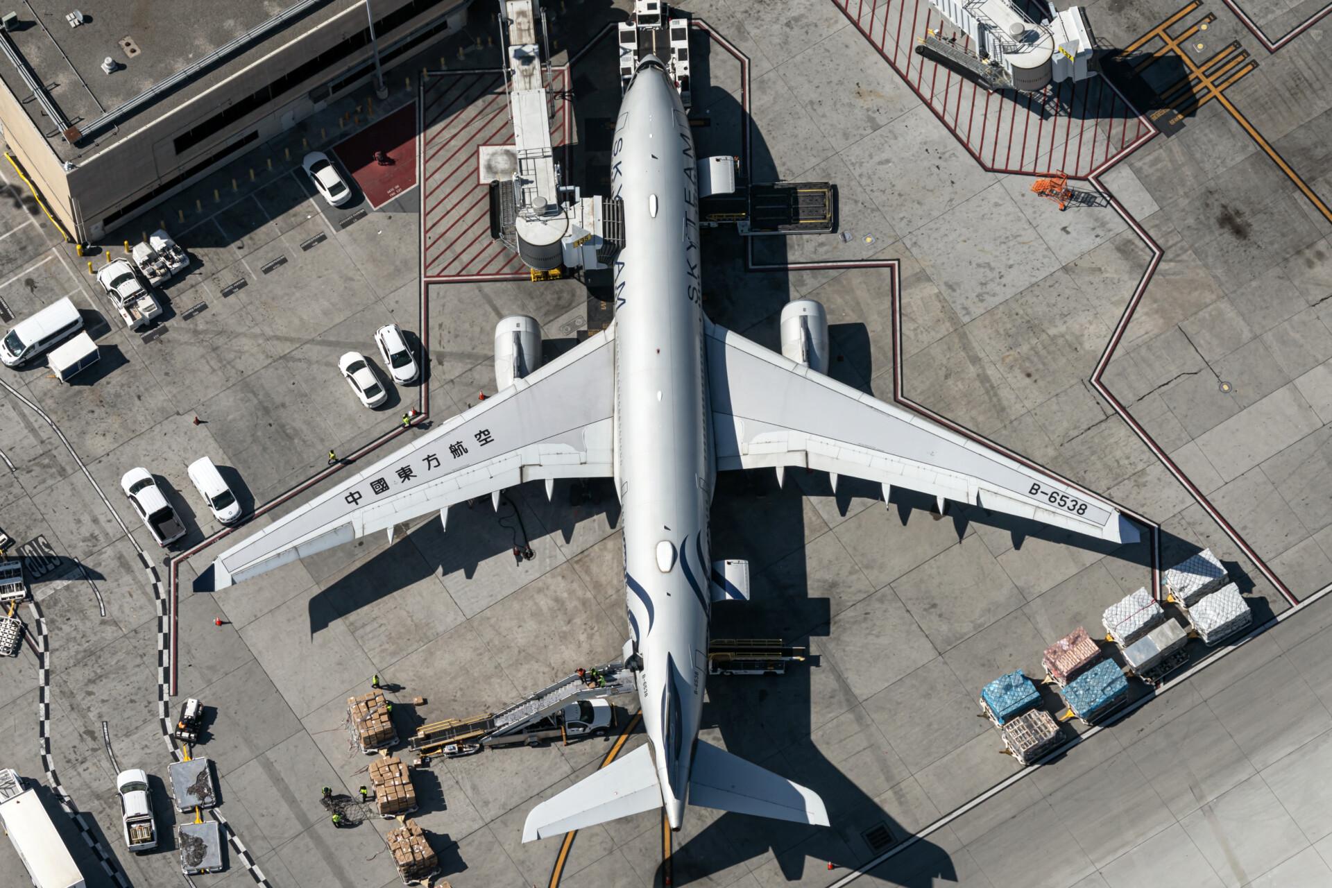 Beijing Daxing, Chinese Aviation, 20 million passengers