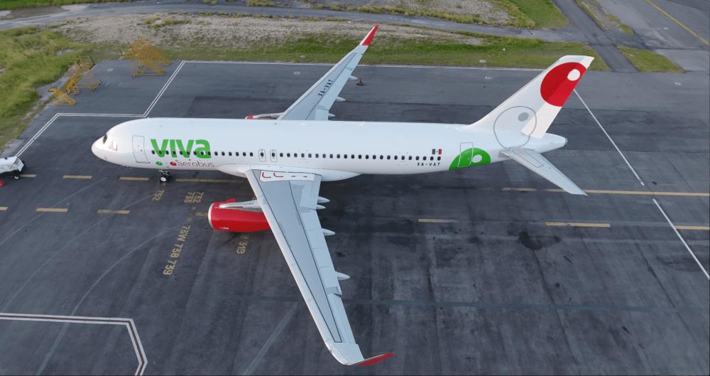 A320 Viva Aerobus