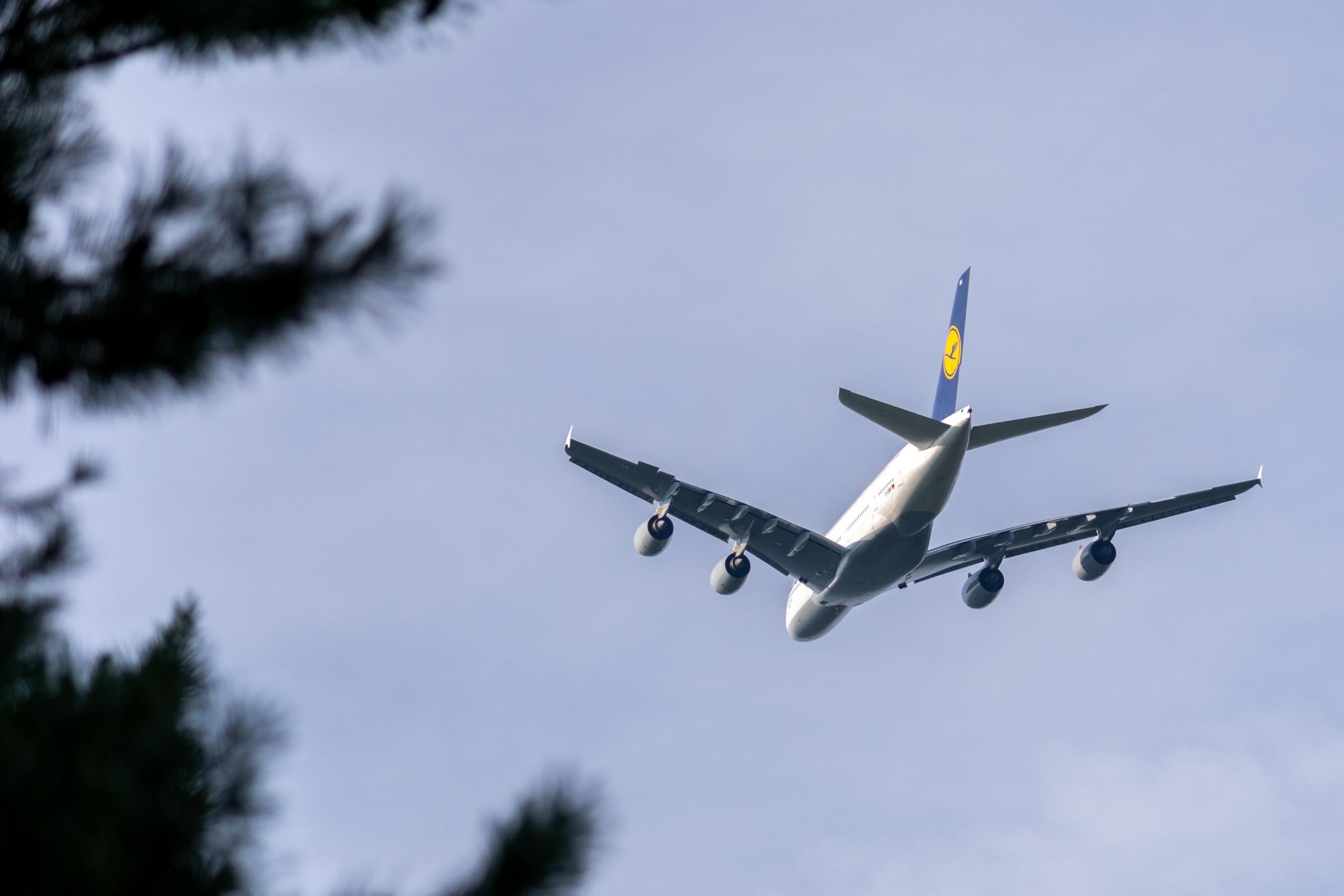 Lufthansa, Airbus A380, Final Flight