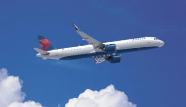 Delta Airbus A321neo