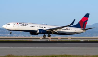 Delta 737-900