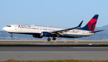 Delta Boeing 737-900