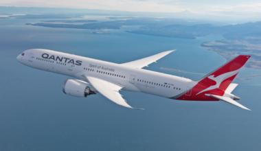 Qantas-Pakistan-Rare-Charter-Flight