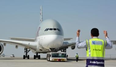Qatar Airways, Airbus A380, Fleet Impairment