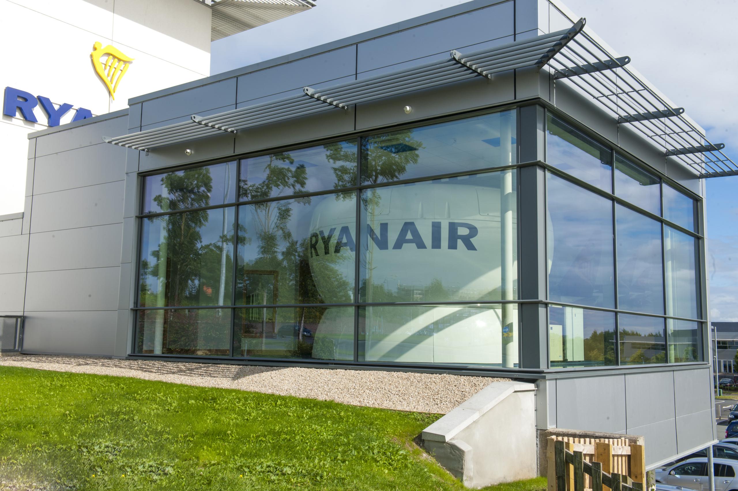 Ryanair, Pilot Training, Dublin