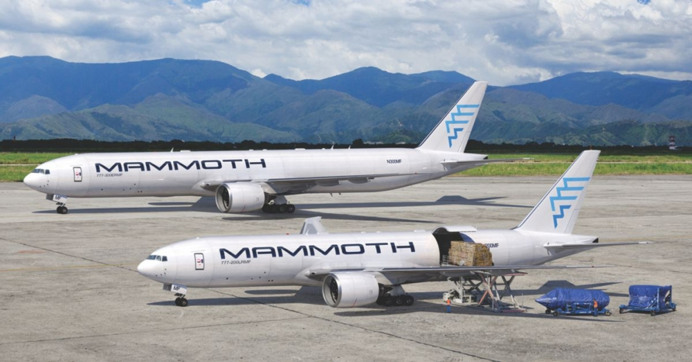 Mammoth Freighters