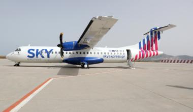 SKY EXpress ATR 72-600