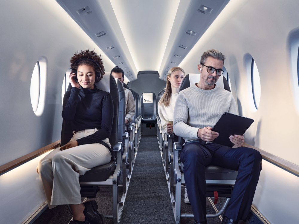 Mesa Airlines Excited To Fly Heart Aerospace's 19-Seat Aircraft